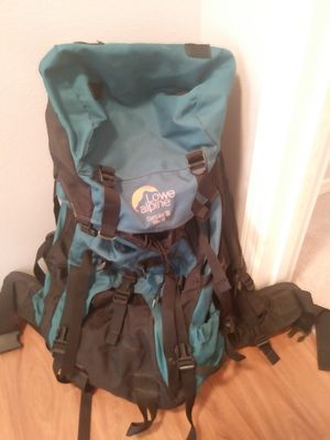 Lowe Alpine Contour lol backpack for Sale in Wenatchee, WA