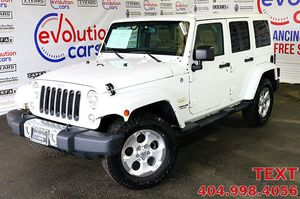 2014 Jeep Wrangler Unlimited for Sale in Conyers, GA