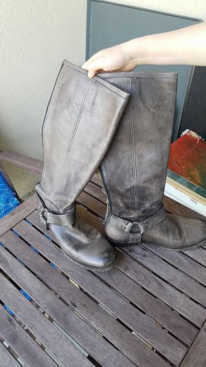 Genuine leather Frye Boots for Sale in Rockville, MD