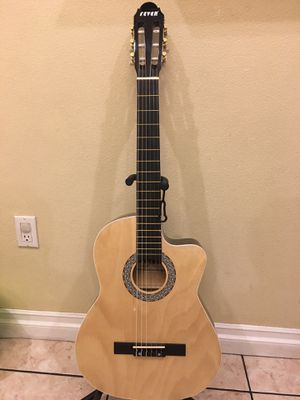 Fever classic acoustic guitar for Sale in Cudahy, CA