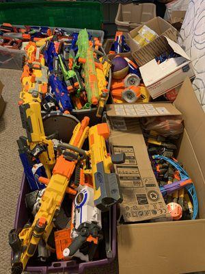 Massive Nerf Collection for Sale in Harrisonburg, VA