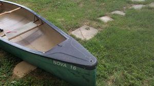 16 nova mohawk canoe for Sale in Rockville, MD