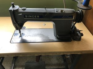 Singer single-needle industrial sewing machine for Sale in Hialeah, FL