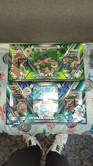 Pokemon primerina gx premium collection for Sale in Los Angeles, CA