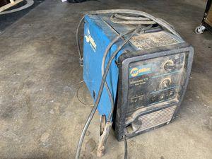 Miller mig welder for Sale in Riverside, CA