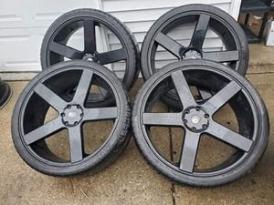 "(5) 26"" DUB K9 for Sale in Bellwood, IL"
