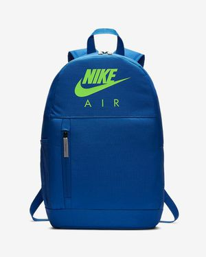 Brand NEW! Nike Blue Backpack For Everyday Use/School/Work/Traveling/Sports/Gym/Hiking/Biking/Gifts for Sale in Carson, CA