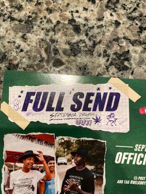 FULL SEND for Sale in Fresno, CA