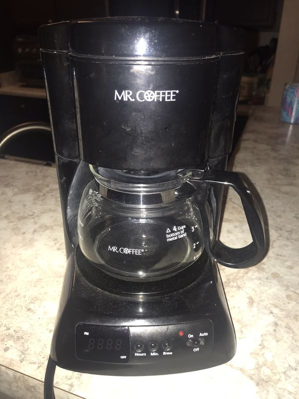 4cup Mr Coffee