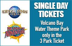 Universal tickets for Sale in Orlando, FL