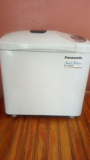 Panasonic SD-YD200 Bread Maker for Sale in Saginaw, MI