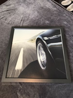 "BMW M6 painting - 36"" x 36"" x 1.25"" for Sale in Stamford, CT"