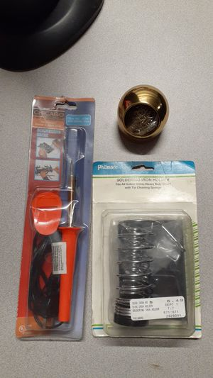 Soldering iron set for Sale in Battle Ground, WA