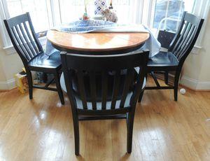 4 Pottery Barn Schoolhouse Chairs for Sale in Arlington, VA