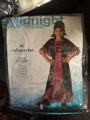 Halloween costume size 6 for Sale in North Miami Beach, FL