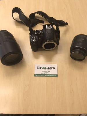 Nikon D3200 for Sale in Clovis, CA
