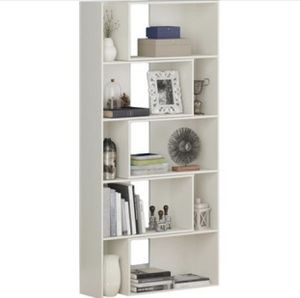 White Cube Extendable Bookcase for Sale in Weehawken, NJ