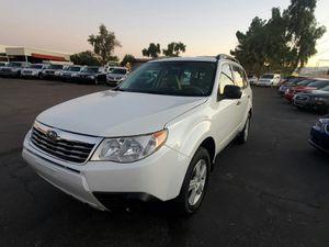 2010 Subaru Forester MANUAL TRANSMISSION CLEAN CARFAX for Sale in Phoenix, AZ