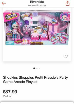 Shopkins playset for Sale in Riverside, CA