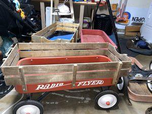 Vintage radio flyer wagon for Sale in San Diego, CA