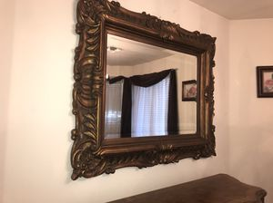 Gold mirror for Sale in Phoenix, AZ