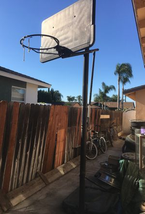 Used Basketball Hoops for Sale in Garden Grove, CA