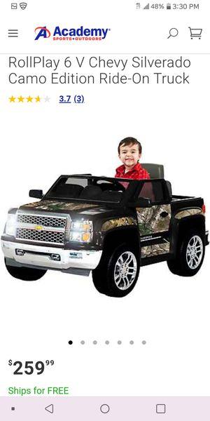 Weel drive Ford kids truck for Sale in La Vergne, TN