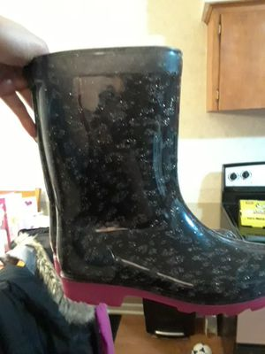 Girls rain boots for Sale in Holland, MI