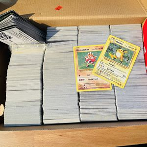 Bulk Pokemon Cards for Sale in Kent, WA