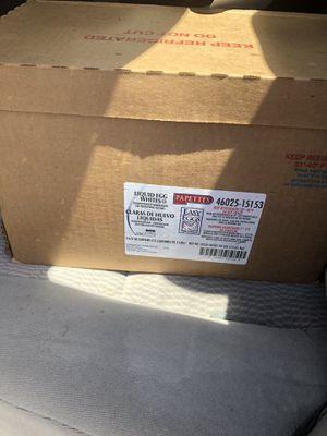 Huevo líquido. Caja de 15 cajas for Sale in Hialeah, FL