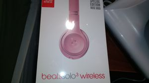 New Beats Solo 3 Wireless heaphones. for Sale in Brooklyn, NY