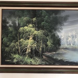 Beautiful Large Nature Painting for Sale in San Jose, CA