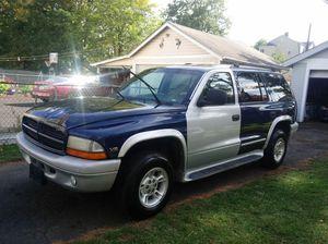 2002 Dodge Durango for Sale in Hartford, CT