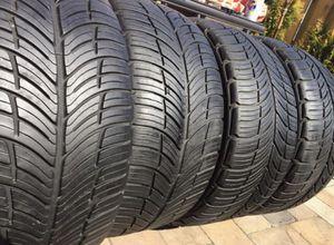 245 35 19 bfgoodrich 4 tires for Sale in Manassas, VA