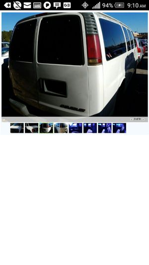 2002 Chevy Express passenger van for Sale in Roswell, GA