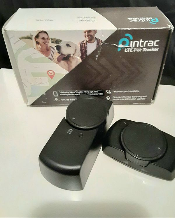 Pintrac LTE Pet Tracker/GPS