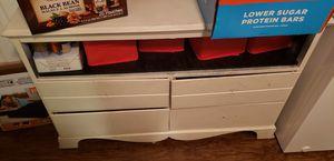 White Dresser for Sale in Grape Creek, TX