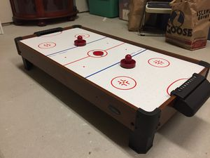 Tabletop Air Hockey Table for Sale in Marysville, WA
