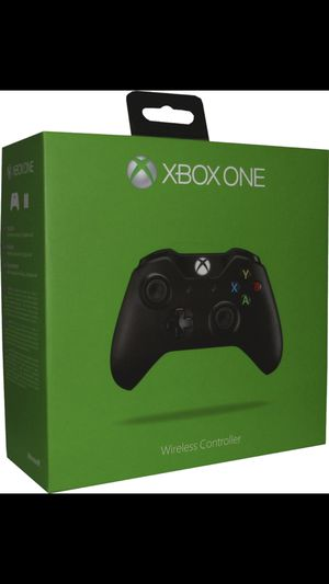 Xbox one controller for Sale in Grosse Pointe Park, MI