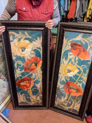 Home interior set de cuadros estan como nuevos for Sale in Los Angeles, CA