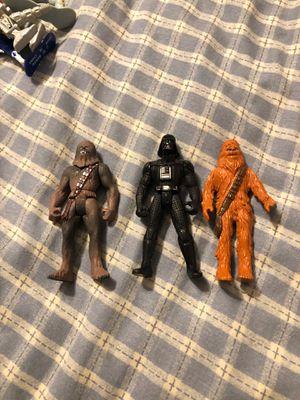 Star Wars figures for Sale in Oswego, IL
