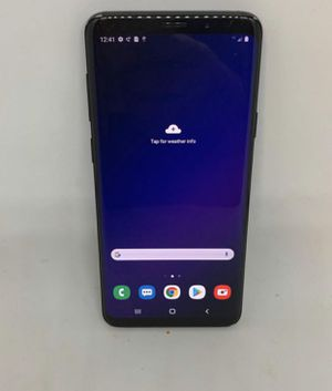 Samsung S9 Plus Unlocked for Sale in Chesapeake, VA