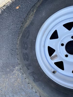 Tires 14 for trailer for Sale in Plainfield, IL