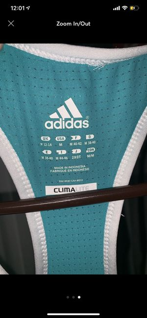 Adidas Women's Tank Top with built in bra for Sale in Acworth, GA