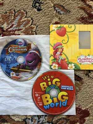 Gently used children's dvd's for Sale in Buford, GA