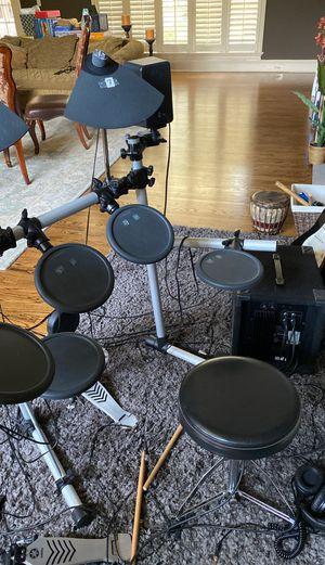 YAMAHA DIGITAL DRUM SET AND MODULE DTX500 for Sale in Winter Park, FL