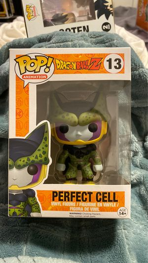 Perfect Cell common funko pop for Sale in San Jose, CA