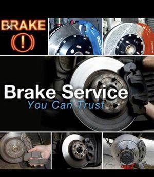 Brakes /rotors/ drums/ calipers/bleeding for Sale in Lakewood, CA