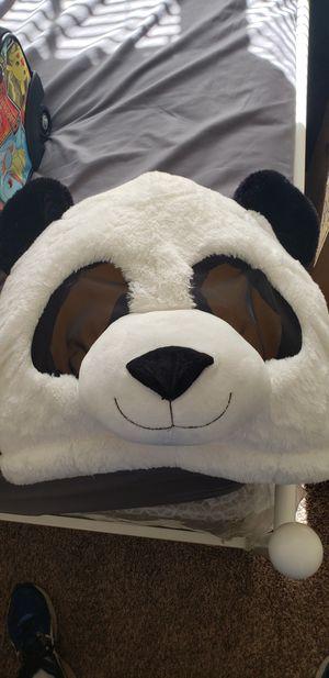 Panda mascot head for Sale in Grape Creek, TX