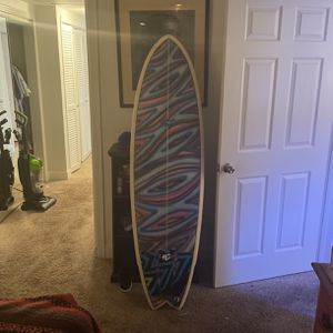 "Sacrifice 6'2"" JLS Surfboard $200 for Sale in Houston, TX"